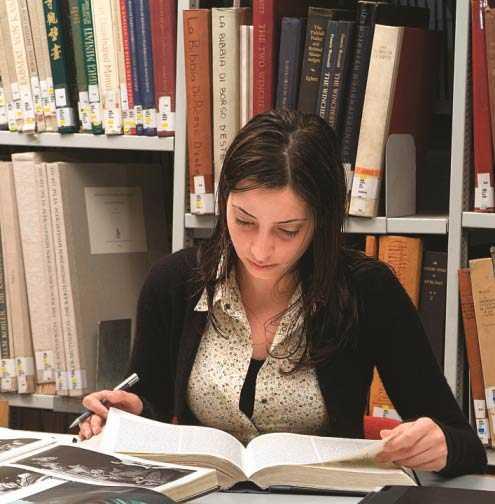 ספריות וארכיונים
